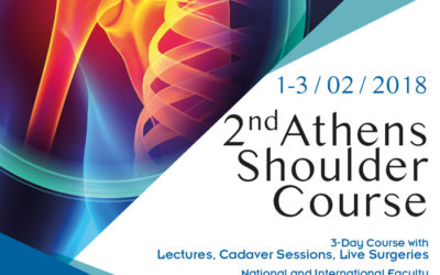 Athens Shoulder Course 2018-Δελτίο Τύπου
