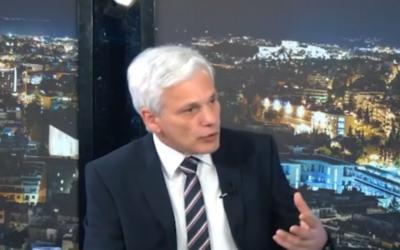 Ο Κ. Αντωνογιαννάκης μιλά για την αρθρίτιδα του ώμου