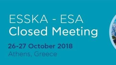 1η Κλειστή Συνάντηση Μελών Ευρωπαϊκής Εταιρείας Ώμου στην Αθήνα