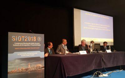 Ετήσιο Συνέδριο Ιταλικής Ορθοπαιδικής Εταιρείας