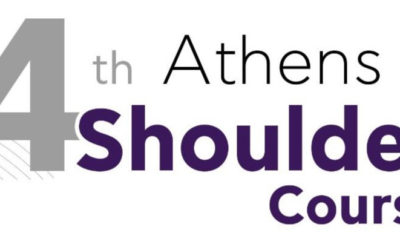4th Athens Shoulder Course