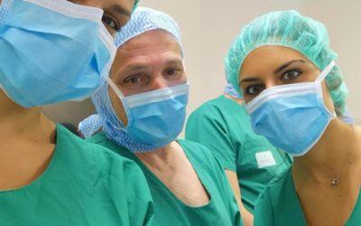 Χειρουργεία στο Παρίσι