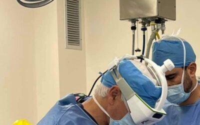 Το πρώτο ορθοπαιδικό χειρουργείο, σε περιβάλλον εικονικής πραγματικότητας!
